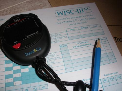 WISC-III-NL